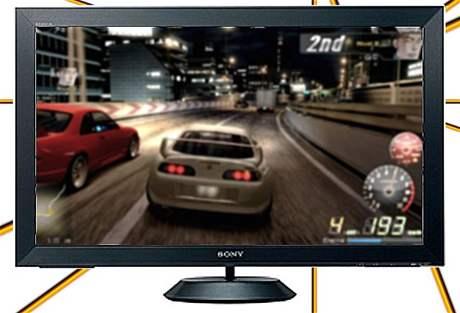 PS3 na Sony Bravia ZX1