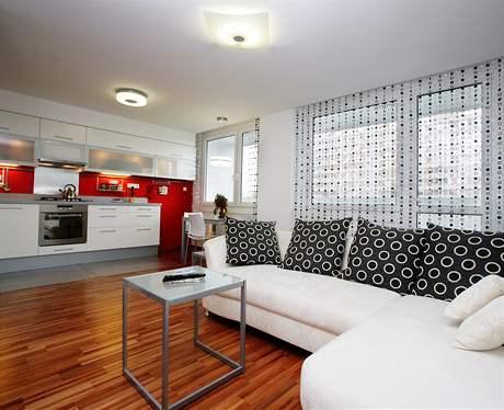 V paneláku se běžně bourají příčky mezi kuchyní a obývákem