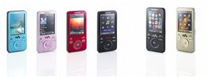 IFA 2008 - Sony řada S a E