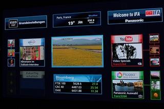 IFA: Panasonic - internet content v TV