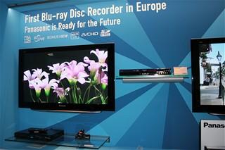 IFA: Panasonic - BD recorder
