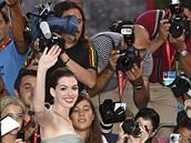 Filmový festival Benátky 2008 - Anne Hathaway