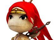 Nariko v LittleBigPlanet