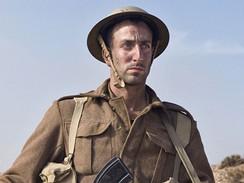 z natáčení filmu Tobruk