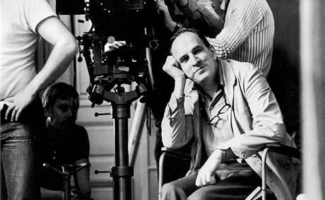 Režisér Ingmar Bergman