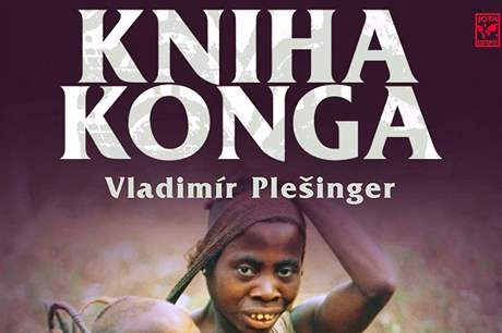 Obálka - Kniha Konga