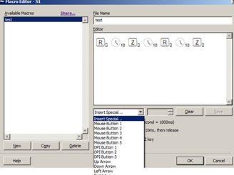 Microsoft SideWinder X6