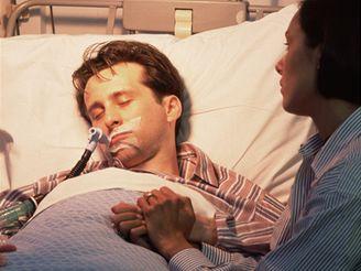 Po zážitku klinické smrti se lidé obvykle přestanou umírání obávat.