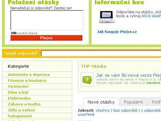 Ptejse.cz