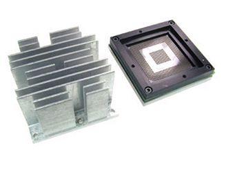 Prototyp osazení procesoru AMD Bobcat