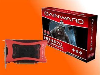 Gainward - Radeon HD 4670