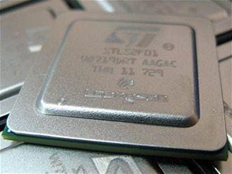V současnosti zřejmě poslední procesor, který vznikl pod hlavičkou Číny
