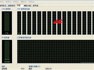 Simulace vícejádra ve Windows XP