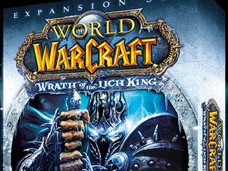 WoW: Wrath of Lich King box