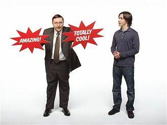John Hodgman (PC) a Justin Long (Mac)