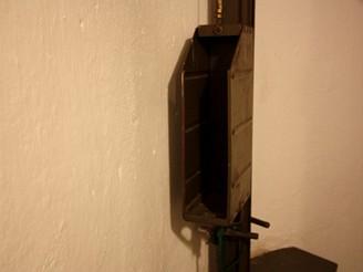 Výtah pro munici do zvonu