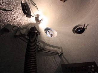 V levém zvonu MO-S 19 Alej