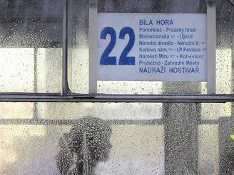 Na Pražský hrad tramvají 22