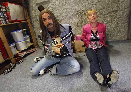 sitcom Comeback - Martin Dejdar a Dana Batulková