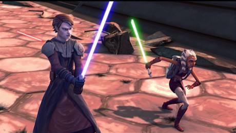 z filmu Hvězdné války: Válka klonů