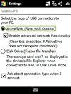 HTC Touch Pro - konektivita