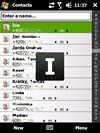 HTC Touch Pro - komunikace