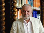 Pavel Hazuka, �editel N�rodn� knihovny
