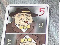 FBI - karetní hra