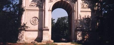 Dianin chrám u Valtic