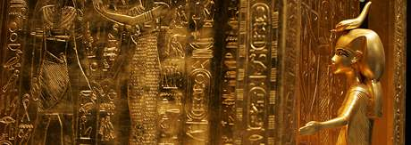 Tutanchamon - jeho hrob a poklady