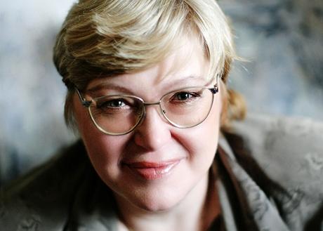 Jana Volfová - předsedkyně Strany důstojného života