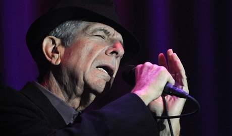 Leonard Cohen v Praze 27. 9. 2008