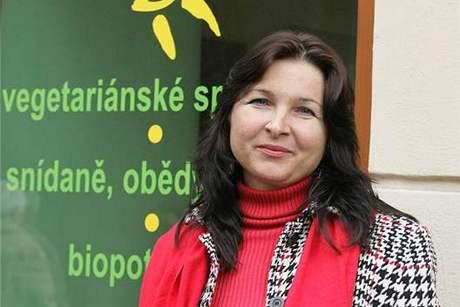 Kandidátka na hejtmanku Kateřina Dubská
