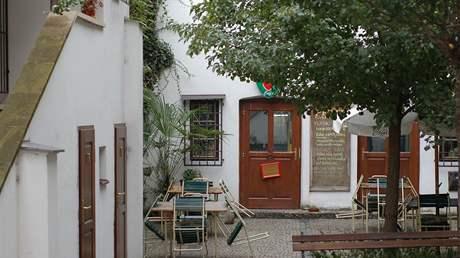 Kavárna Cafe Petit v Mikulově