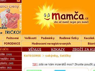Mamča.cz