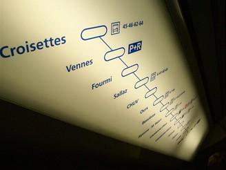 14 stanic metra