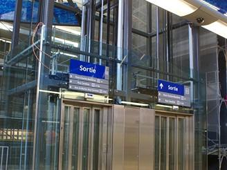 Výtahy nejen pro bezbariérový přístup