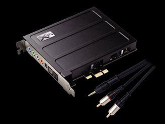 X-Fi Titanium Professional Audio