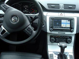 Navigace ve Volkswagenu Passat CC