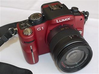 Lumix G1 - celek