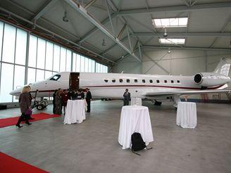Osobní tryskáče: Embraer Legacy 135BJ