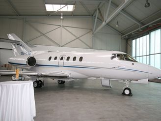 Osobní tryskáče: Hawker H900XP
