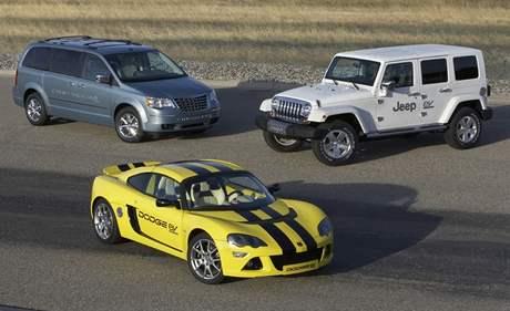 Elektrické koncepty Chrysleru