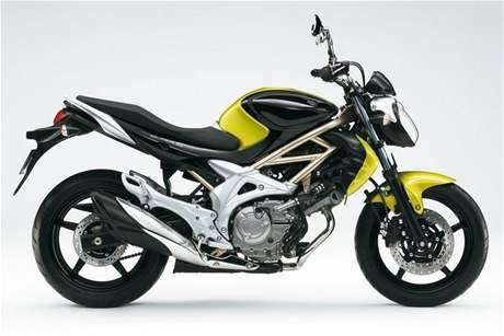 Suzuki SFV650 Gladius
