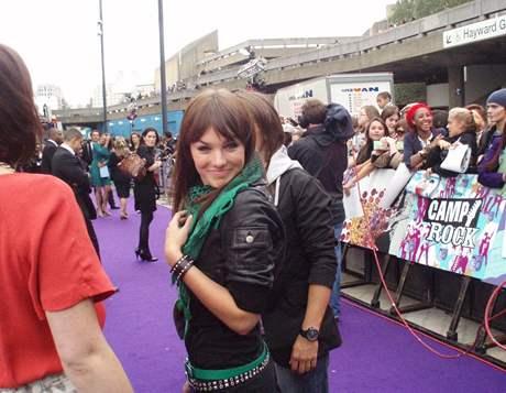 Ewa Farna v Londýně