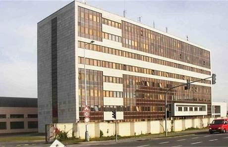 Budova BIS v Praze
