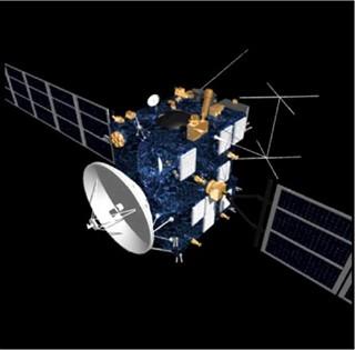 Sonda Rosetta za letu
