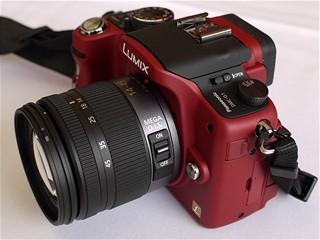 Lumix G1 - zepredu/zboku