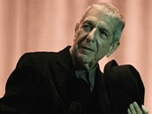 Leonard Cohen p�i pra�sk�m koncertu