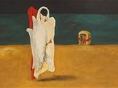Josef Šíma - Léda s labutí